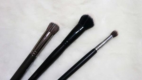 duo fibre brushes